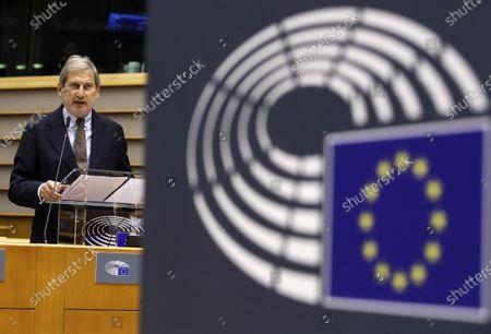 Editorial image of EU Budget, Brussels, Belgium - 11 Nov 2020