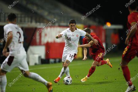 Editorial picture of Switzerland Soccer, Leuven, Belgium - 11 Nov 2020
