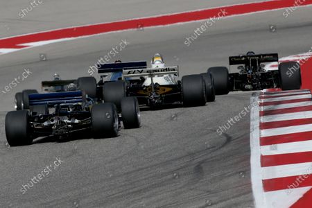 Editorial photo of Formula 1, Round 17 - United States Grand Prix, Circuit of the Americas, United States of America - 21 Oct 2017