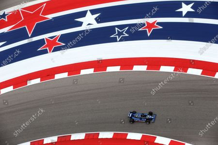 Circuit of the Americas, Austin, Texas, United States of America. Friday 20 October 2017. James Hagan (IE), 1982 Tyrell 011. World Copyright: Charles Coates/LAT Images