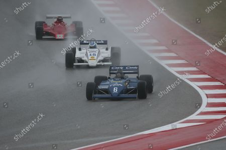 Editorial image of Formula 1, Round 17 - United States Grand Prix, Circuit of the Americas, United States of America - 22 Oct 2017
