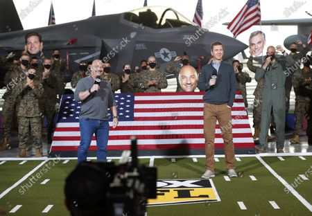 Editorial picture of Fox on NFL, San Diego, California, USA - 08 Nov 2020