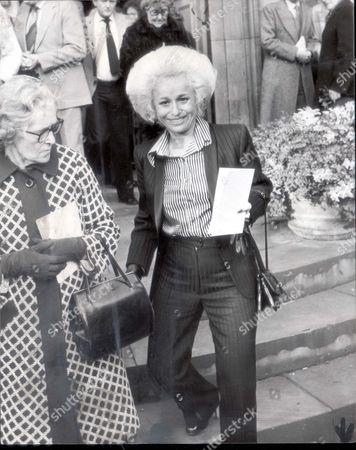 Stock Image of Barbara Windsor