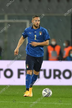 "Danilo D Ambrosio (Italy)                       during the UEFA ""Nations League 2020-2021"" match between Italy 4-0 Estonia   at Artemio Franchi Stadium  on November 11 , 2020 in Firenze, Italy."