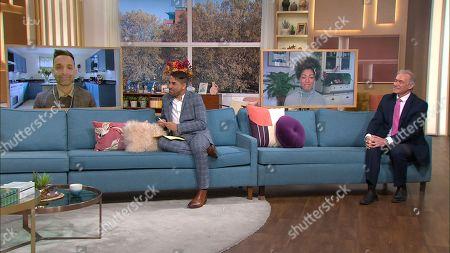 Editorial photo of 'This Morning' TV Show, London, UK - 12 Nov 2020