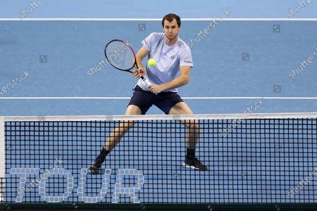 Editorial photo of Sofia Open tennis tournament, Bulgaria - 12 Nov 2020