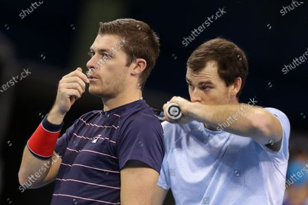 Editorial picture of Sofia Open tennis tournament, Bulgaria - 12 Nov 2020