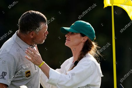 Editorial photo of Masters Golf, Augusta, United States - 12 Nov 2020