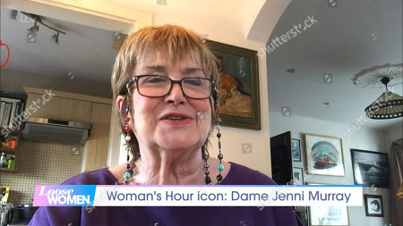 Dame Jenni Murray