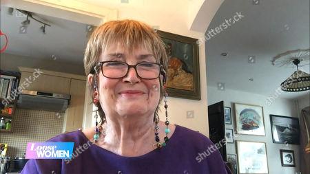 Stock Image of Dame Jenni Murray