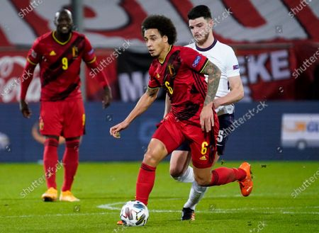 Stock Image of Axel Witsel of Belgium
