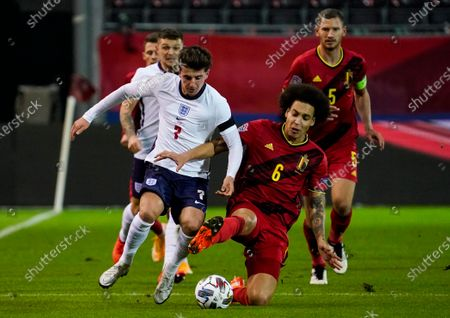Editorial photo of Belgium v England, UEFA Nations League Group A2, International Football, King Power at Den Dreef Stadion, Leuven, Belgium - 15 Nov 2020