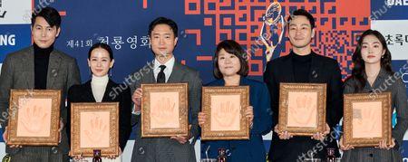 Jung Woo-sung, Cho Yeo-jeong, Jo Woo-jin, Lee Jung-eun, Park Hae-soo, Kim Hye-jun