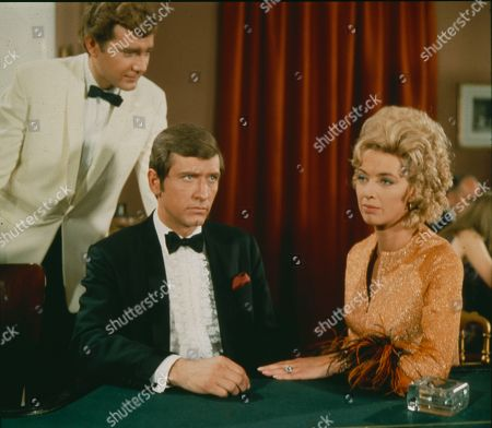 Simon Oates as Mike Taylor, Joel Fabiani as Stewart Sullivan and Patricia Haines as Veronica Bray
