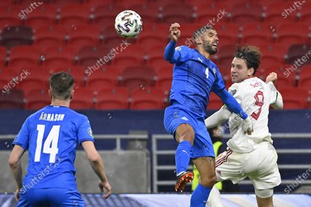 Editorial photo of Hungary vs. Iceland, Budapest - 12 Nov 2020