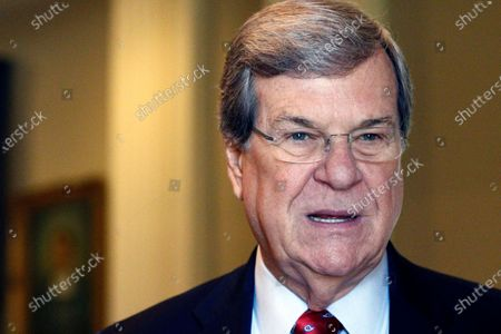 Editorial picture of Lott-Breaux-Election Comments, Jackson, United States - 04 May 2016