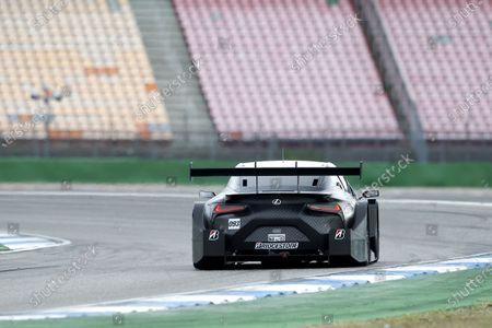 2017 DTM Round 9  Hockenheimring, Germany  Friday 13 October 2017. Heikki Kovalainen, Lexus LC500  World Copyright: Alexander Trienitz/LAT Images