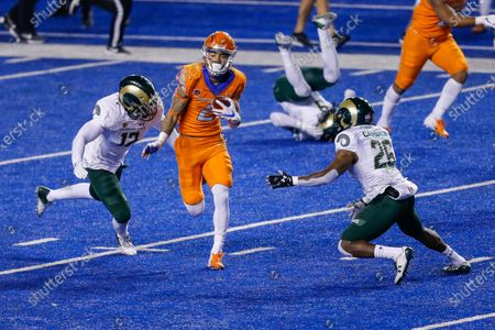 Editorial image of Colorado St St Football, Boise, United States - 12 Nov 2020