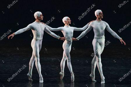 Editorial image of 'The Royal Ballet Live' Performed at the Royal Opera House, London, UK - 12 Nov 2020