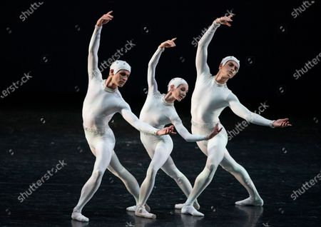 Editorial picture of 'The Royal Ballet Live' Performed at the Royal Opera House, London, UK - 12 Nov 2020