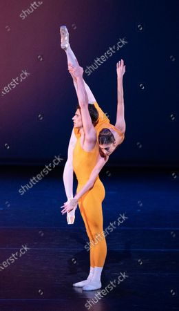 Editorial image of 'The Royal Ballet Live' Performed at the Royal Opera House, London, UK - 12 Nov 2020