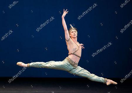 Editorial photo of 'The Royal Ballet Live' Performed at the Royal Opera House, London, UK - 12 Nov 2020