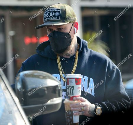 Editorial picture of Exclusive - Benji Madden out and about, Beverly Hills, Los Angeles, California, USA - 12 Nov 2020