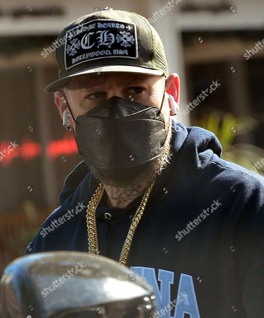 Editorial photo of Exclusive - Benji Madden out and about, Beverly Hills, Los Angeles, California, USA - 12 Nov 2020