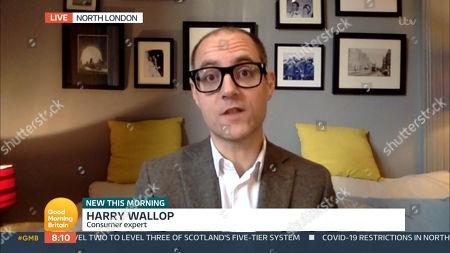 Harry Wallop