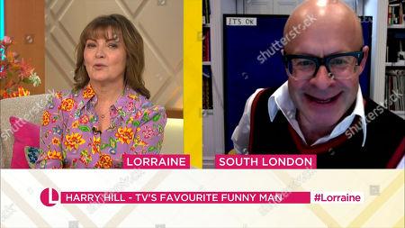 Editorial photo of 'Lorraine' TV Show, London, UK - 13 Nov 2020