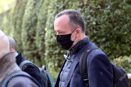 Editorial picture of Former Home Affairs minister Jorge Fernandez Diaz accused in the 'Kitchen' operation, Madrid, Spain - 13 Nov 2020
