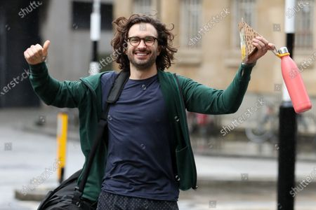 Joe Wicks completes his 24-hour charity workout challenge. Joe has currently raising more than 1.5 million GBP for Children in Need.
