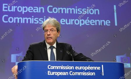 Press conference by Commissioner Paolo Gentiloni on the Autumn 2020 Economic Forecast