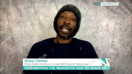 Editorial photo of 'This Morning' TV Show, London, UK - 13 Nov 2020