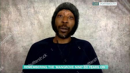 Editorial image of 'This Morning' TV Show, London, UK - 13 Nov 2020