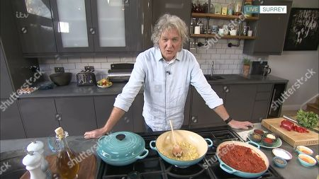 Stock Image of James May