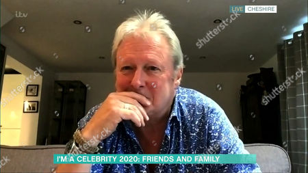 Stock Picture of Charlie Lawson