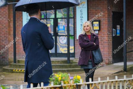 Coronation Street - Ep 10175 Monday 23rd November 2020 - 1st Ep Adam Barlow, as played by Sam Robertson, implores Sarah Barlow, as played by Tina O'Brien, to give him another chance.