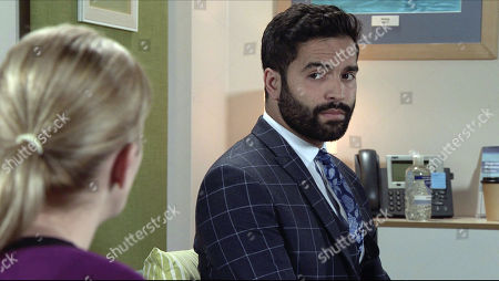 Editorial photo of 'Coronation Street' TV Show, UK - 2020