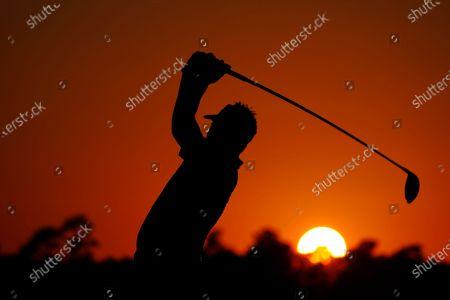 Editorial photo of Masters Golf, Augusta, United States - 13 Nov 2020