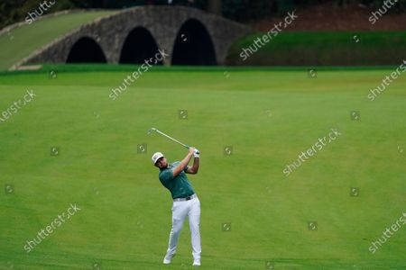 Editorial picture of Masters Golf, Augusta, United States - 13 Nov 2020