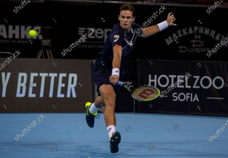 Editorial image of Sofia Open tennis tournament, Bulgaria - 13 Nov 2020