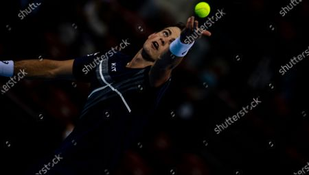 Editorial picture of Sofia Open tennis tournament, Bulgaria - 13 Nov 2020