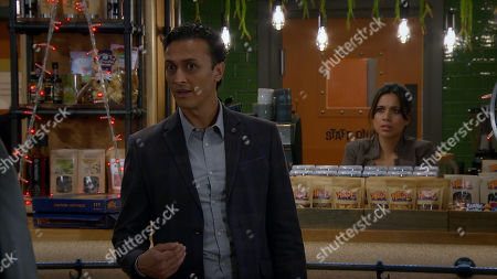 Emmerdale - Ep 8905 Thursday 3rd December 2020 - 2nd Ep Rishi announces he's going to use his pension pot to pay for Al Grant and Priya Sharma's, as played by Fiona Wade, wedding leaving Al blindsided. Jai Sharma, as played by Chris Bisson, confronts Al for being a money grabber Al's uses Jai's outburst to his advantage and faux-nobly turns down Rishi's offer to pay for the wedding.