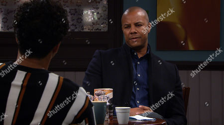 Emmerdale - Ep 8897 Wednesday 25th November 2020 Ellis Grant, as played by Aaron Anthony, suggests that Al s Grant, as played by Michael Wildman, weep Priya off her feet with a proper proposal.