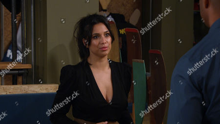 Emmerdale - Ep 8895 Monday 23rd November 2020 When Priya Sharma, as played by Fiona Wade, suggests that they get married someday Al Grant's, as played by Michael Wildman, rattled and tells her he's not looking to rush into marriage again.