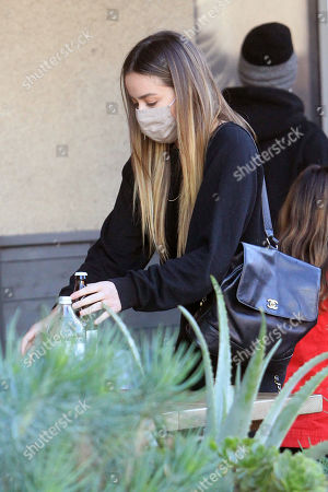 Editorial image of Chloe Bennet out and about, Los Angeles, USA - 12 Nov 2020