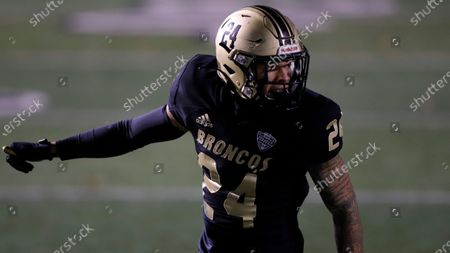 Stock Picture of Western Michigan's Skyy Moore is shown during an NCAA football game, in Kalamazoo, Mich
