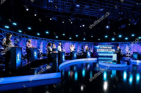 Editorial image of 'Winning Combination' TV Show, UK - 16 Nov 2020
