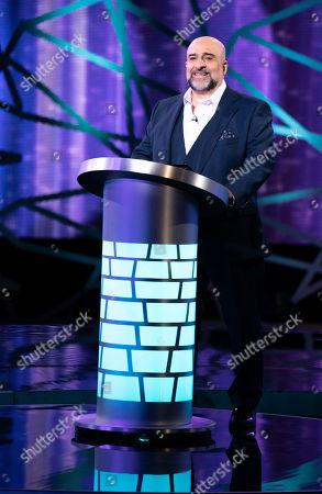 Editorial photo of 'Winning Combination' TV Show, UK - 16 Nov 2020